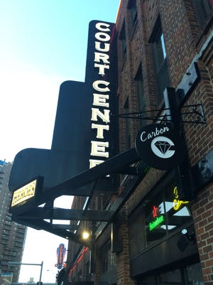 Carbon's liquor license could be threatened after a man was shot in the foot there over the weekend.