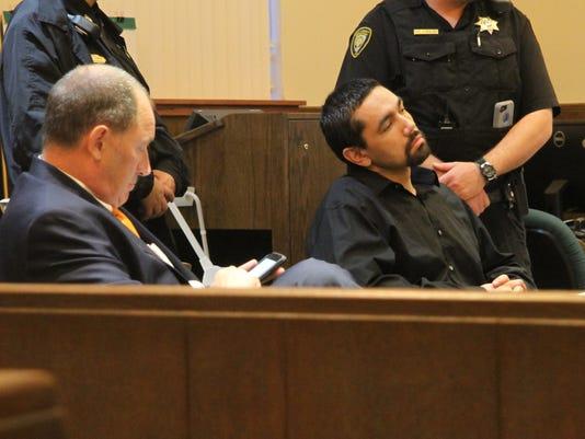 Vargas trial