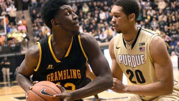 Grambling and Louisiana Tech will play this November.