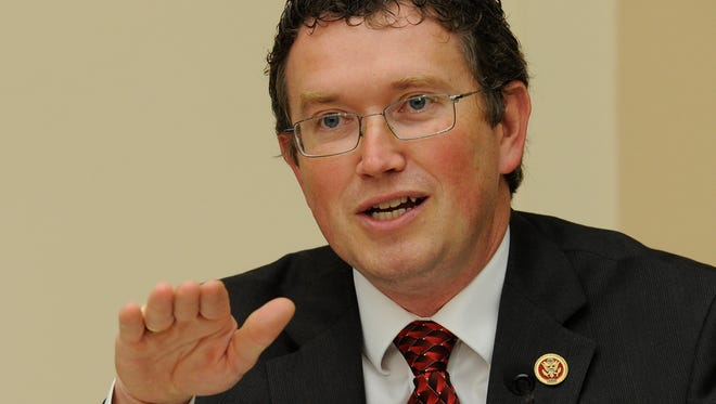 Rep. Thomas Massie, R-Ky.