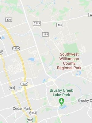 Southwest Williamson County Regional Park is where mosquitoes tested positive for West Nile virus on July 10, 2020