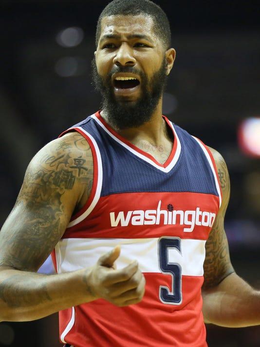 USP NBA: WASHINGTON WIZARDS AT MEMPHIS GRIZZLIES S BKN USA TN