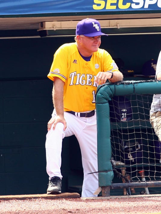 NCAA Baseball: SEC Tournament-Alabama vs LSU