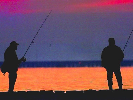 5 of the area 39 s best fishing spots for Best saltwater fishing spots in nj