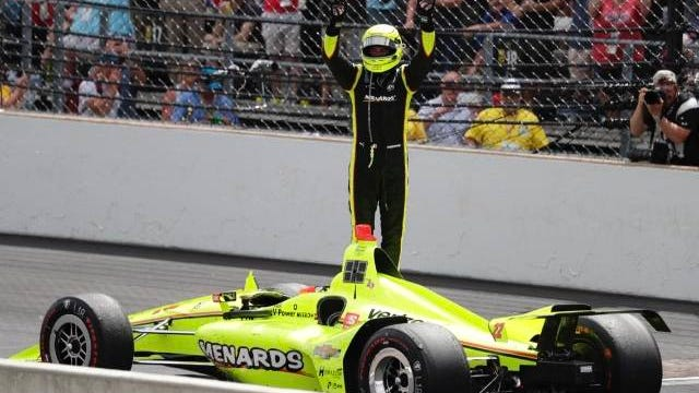 Simon Pagenaud will have to wait until August to defend his 2019 Indianapolis 500 championship. For the first time since World War II, the race will not run on Memorial Day weekend, in light of the coronavirus pandemic.