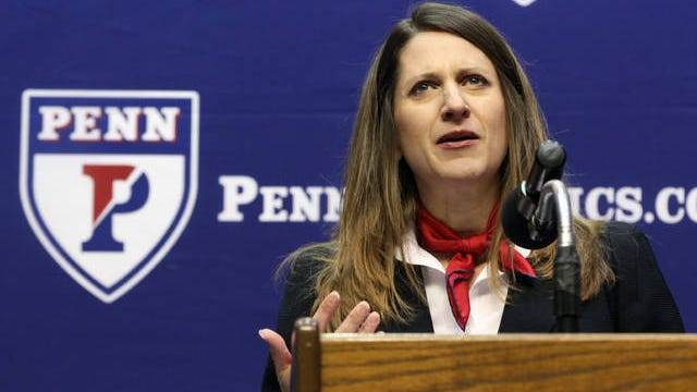 Penn athletics director Grace Calhoun, chairperson of the NCAA Division I Council, supported the decision to allow spring sports athletes an additional year of eligibility in light of the coronavirus pandemic that shortened their 2020 seasons.