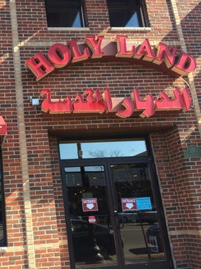 Holy Land has been Minneapolis' mecca of Middle Eastern food since 1986 and combines a middle eastern grocery with a deli.