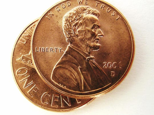 My Two Cents in white