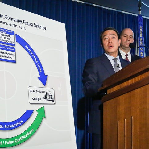 Verdict in NCAA basketball fraud trial will set tone for future cases