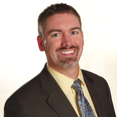 Nate Geinzer, 36, has accepted the Brighton city manager's