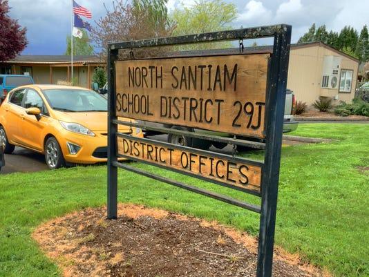 North Santiam School District