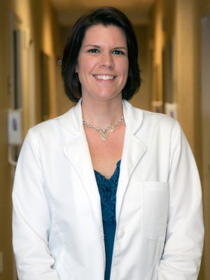 Amy Longar is Martin Health Director of Health and Healing.