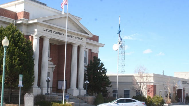 Lyon County Courthouse and Administrative Complex.