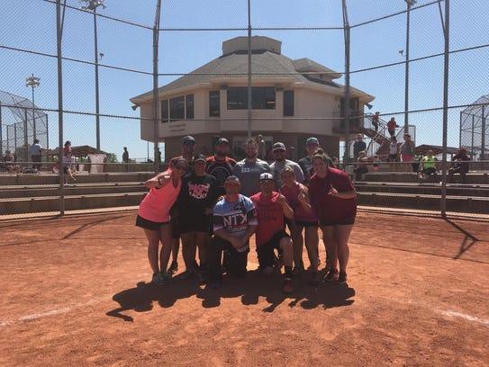 Patsy's House Softball Tournament was held Saturday,