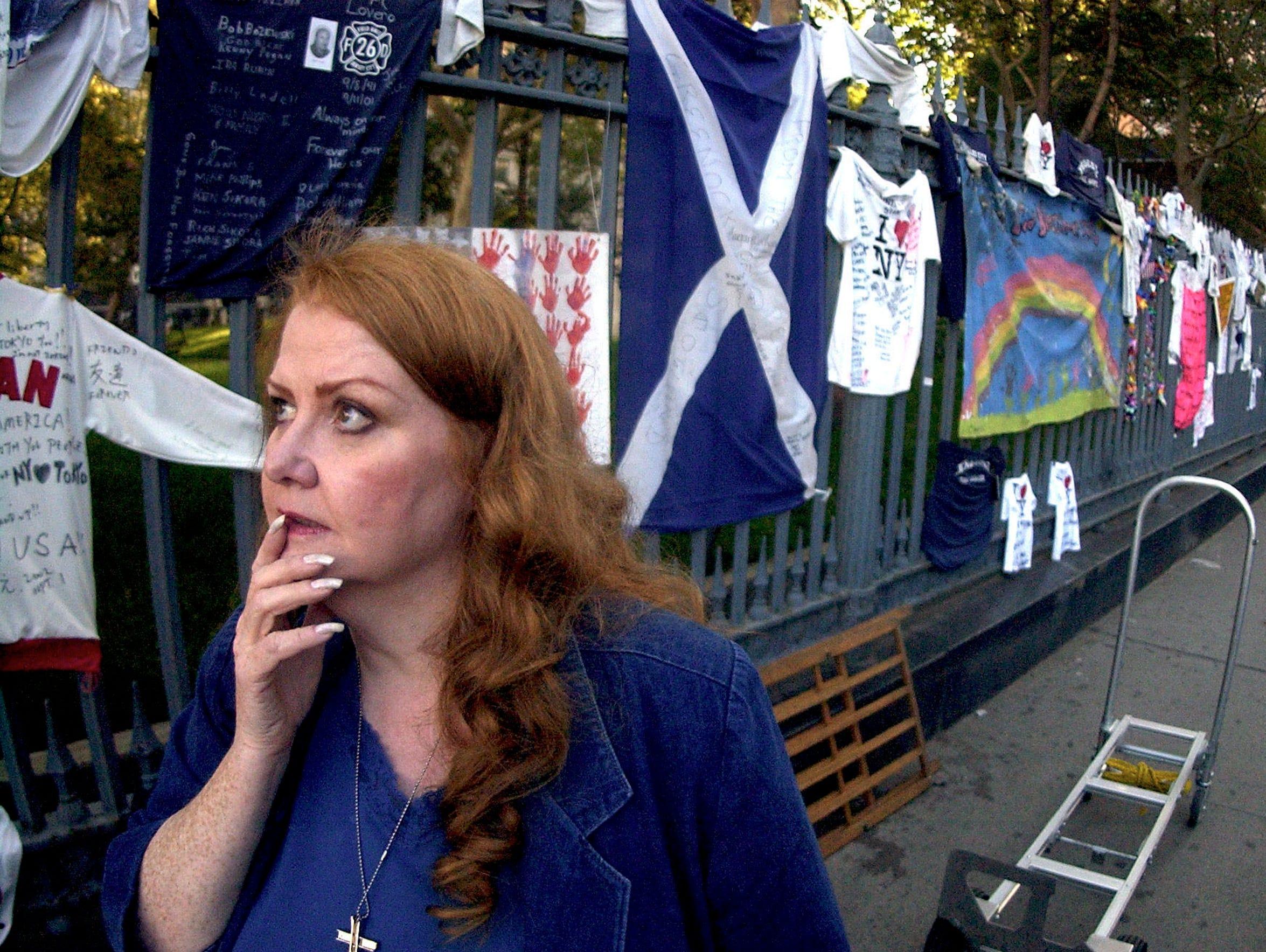 Margaret Gramly looks at Ground Zero