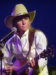 Jett Williams, daughter of Hank Williams, will perform