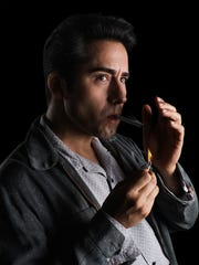 "Tony-Award winner John Lloyd Young plays Tom in Alabama Shakespeare Festival's production of ""The Glass Menagerie."""