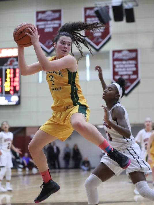 Bergen County Girls Basketball Championship