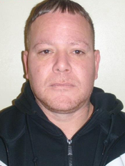 Juan Negron of Gloucester City faces drug charges after a raid at his Mercer Street home.