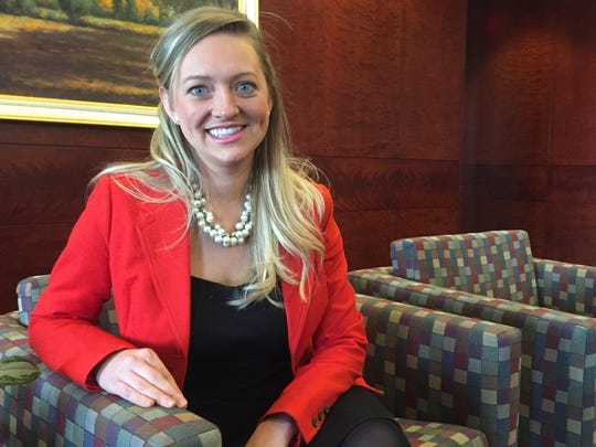 Attorney and Fort Thomas resident Sarah Cameron is organizing Campbell County's Saturday, March 5, presidential caucus at Campbell County High School.