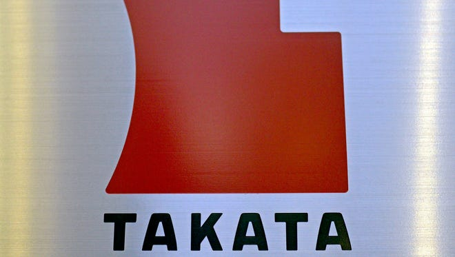 Tokyo, Japan based Takata has been forced to recall millions of airbags because of inflators that can rupture and spray shrapnel when the airbag is deployed, harming drivers.
