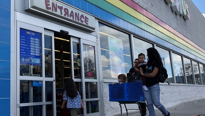 Toys R Us Visalia will close, but for now, it's business as usual.