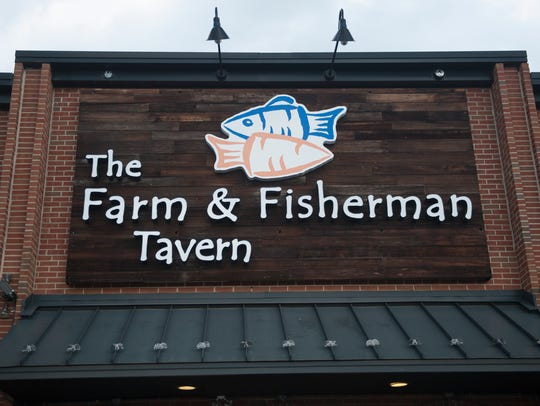 The Farm & Fisherman Tavern is ready to treat your