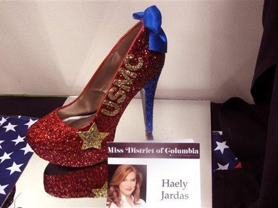 Miss America-Shoes
