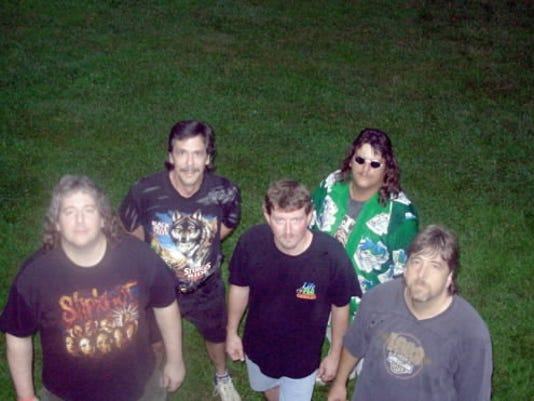 Stone Monkey has gone through a lot of name changes over the years, including Dedlock, Vermillion, Split Image, Aruckus, Telltale and Borderline. From left: Kevin Beichner, Joe Brown, Kevin Conley, Randy Gray and Jim Dunlap.