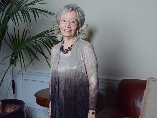 Sharon Brown, a Treasure Coast Hospice advocate and