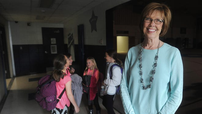 Susan Blankenship, elementary principal at the Hanson School District in Alexandria, will retire at the end of this school year.
