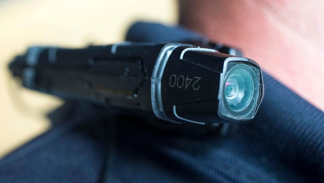 About 60 patrol officers wore cameras in a Maryvale precinct study, but that number was nearly doubled after the fatal shooting of a mentally ill woman in August.