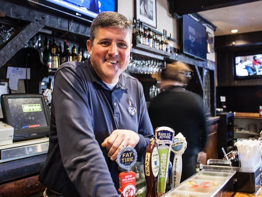 Chris Kunisch is the owner of Allendale Bar and Grill,