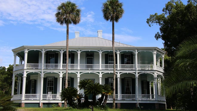 DeBary Hall reopened Tuesday morning after a two-month hiatus due to the coronavirus pandemic.  News-Journal/JIM TILLER