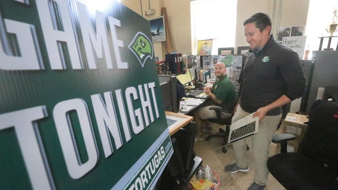 Former Daytona Tortugas president Ryan Keur is no longer with the team, along with 6 others.