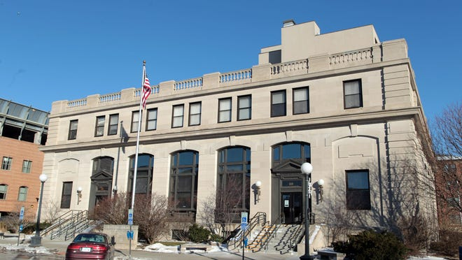 The Johnson County Senior Center is seen on Friday, Jan. 4, 2012.