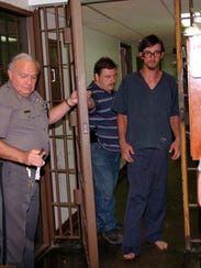 The first week of an evidentiary hearing in the Darrell James Robinson case ended Friday with testimony from his original defense attorney and an incident with Rapides Parish Sheriff's deputies guarding the convicted murderer.