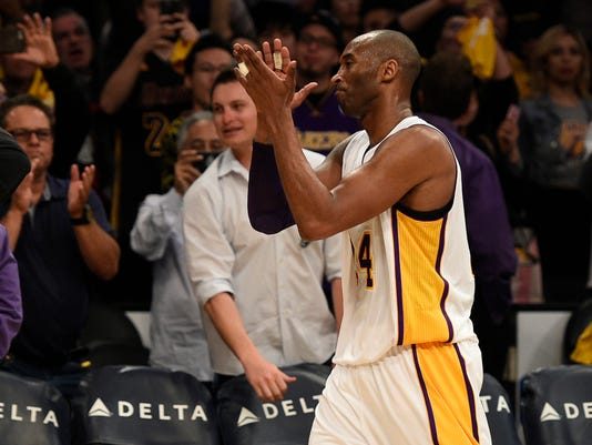 huge selection of 06bdd ee62c Kobe Bryant is giving away tickets to his final game