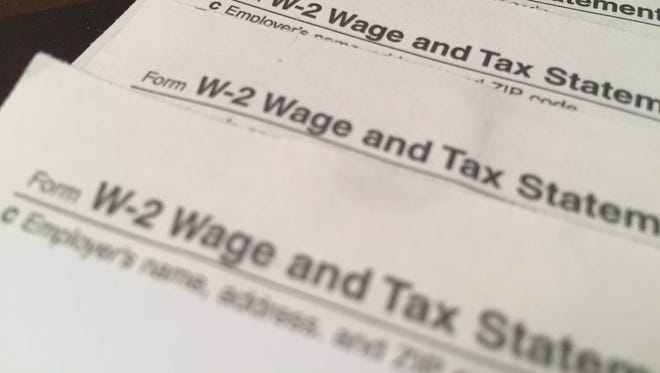 Companies being warned of phishing emails to get files of W-2 Forms with ID information on employees.