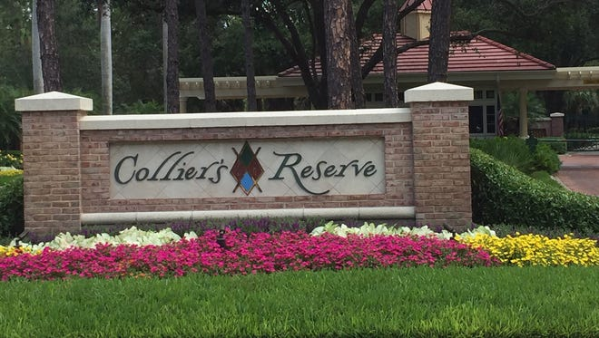 Collier's Reserve community in North Naples