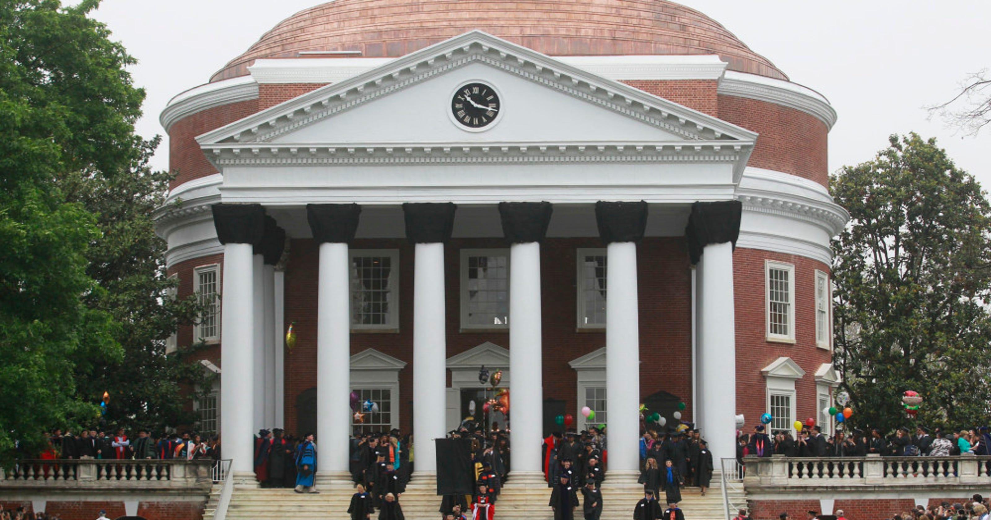Thomas Jefferson Designed Science Lab Discovered In Uva Rotunda