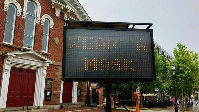 """Portsmouth Police Chief Robert Merner said there have been """"very few complaints"""" since the ordinance was enacted Sept. 14 by the City Council."""
