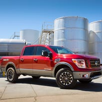 Nissan has redone its Titan pickup for 2017