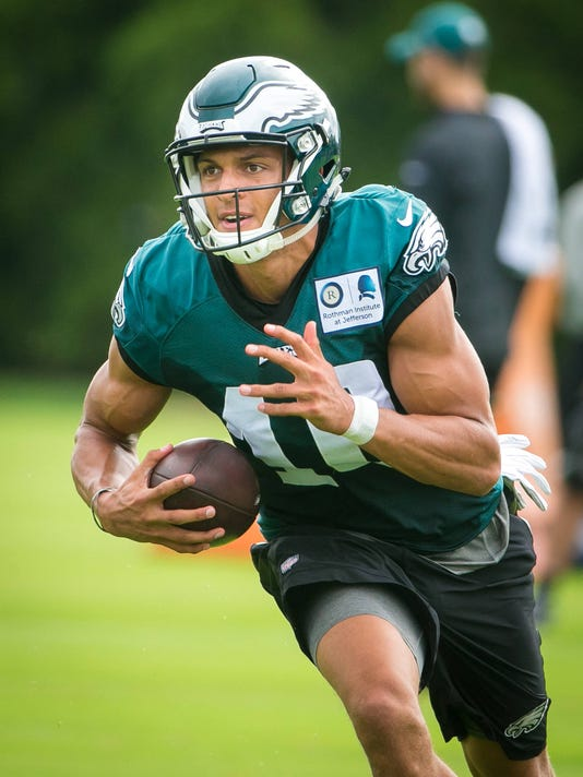 Sports: Eagles Camp