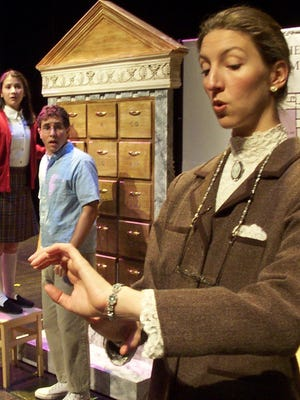 """Goodwill Theatre will present """"From the Mixed-Up Files of Mrs. Basil E. Frankweiler"""" at 11 a.m. and 2 p.m. Nov. 21."""