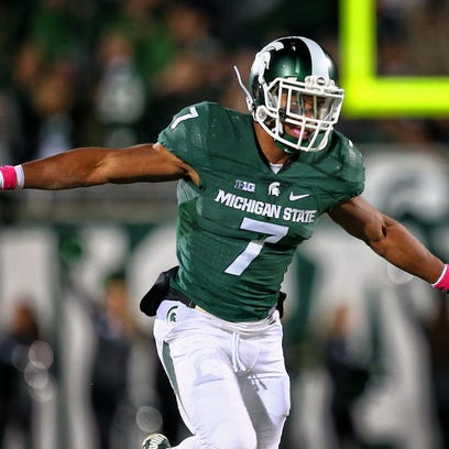 MSU senior Demetrious Cox finished with 79 tackles,