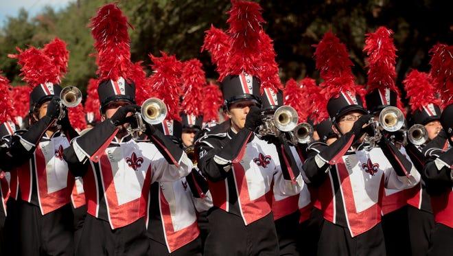 UL will kicks off it's 2017 Homecoming Week on Sunday, Nov. 12.