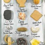 Pappatelli (Italian Peanut Cookies)
