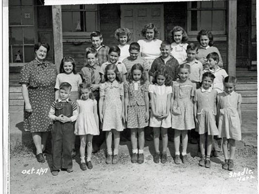Students at Airy Hill School in The Picketts, Dover Township, PA
