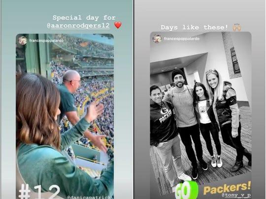 Instagram screenshot: